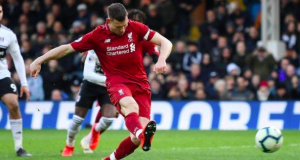 James Milner spares Liverpool's blushes against 19th-placed Fulham