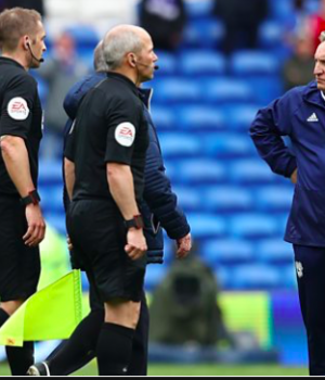 Best league in world but probably worst officials - Warnock
