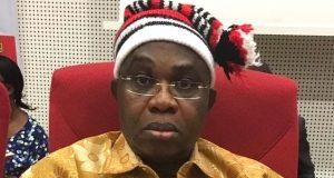 Sen. Sonni Ogbuoji, APC Gov. Candidate in Ebonyi