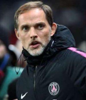 Thomas Tuchel, PSG Coach