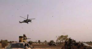 NAF destroys bandits tactical base in Zamfara