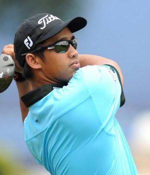 Arie Irawan, Malaysian golfer