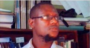 A O Subair, University of Ibadan maths lecturer
