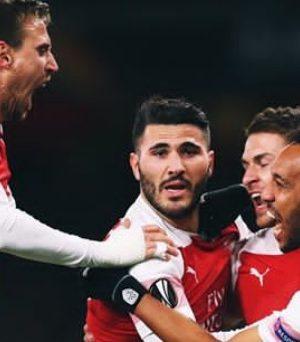 Arsenal beat Napoli