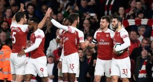 Arsenal beat Newcastle 2-0 ay Emirates Stadium