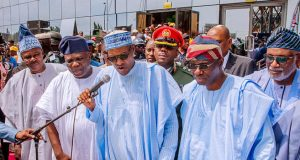 Buhari commissions Lagos projects