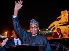 Buhari returns to Abuja
