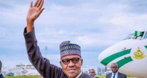 Buhari travels out
