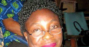 Dr. Stella Oyedepo, National Theatre GM
