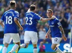 Everton beat Man Utd 4-0