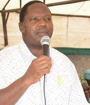 Kunle Oluomo, dep. Speaker, Ogun House of Assembly