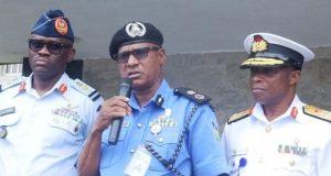 Lagos CP, Zubairu Muazu and others