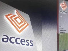New Access Bank logo