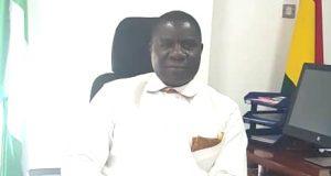 Nigerian envoy in Ghana, Olufemi Michael Abikoye