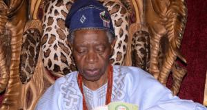 Olowo of Owo, Oba Folagbade Olateru-Olagbegi
