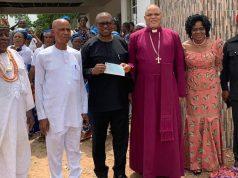 Peter Obi hospital visitation