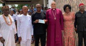 Peter Obi hospital visitation