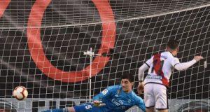 Rayo Vallecano beat Real Madrid