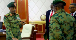 Sudanese top military brass