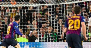 Messi has 45 goals in just 42 appearances in all competitions for Barcelona this season
