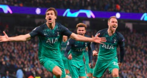 Llorente's goal was his eighth of the season