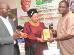 Femi Adesina at the Freedom Online event