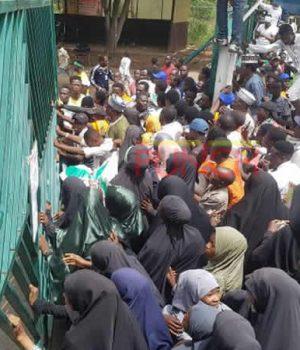 Shiiites take protests to NASS