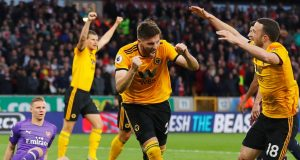 Wolves shatter Arsenal's top four hope