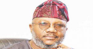 Adekunle Akinlade, APM's governorship candidate in Ogun
