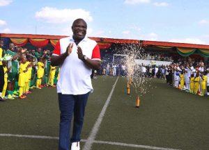 Ambode's testimonial match