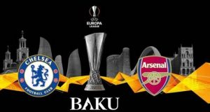 The Baku encounter between Chelsea and Arsenal