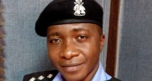 DSP Bala Elkana , Lagos Police PRO