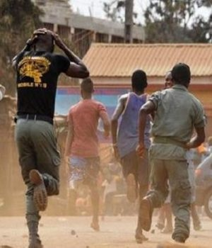 Bandits attack in Zamfara