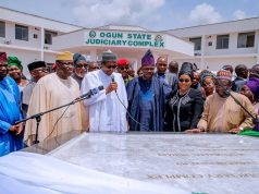 Buhari in Ogun to commission Gov Amosun's projects