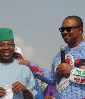 Emeka Ihedioha and Peter Obi