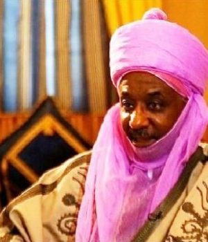 Emir of Kano, Malam Muhammad Sanusi II,