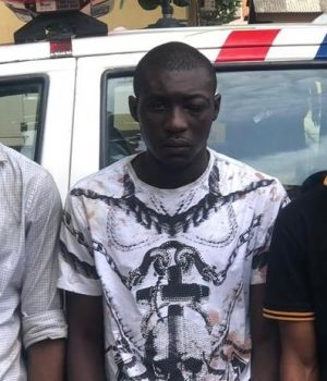 Ex-convicts, one other arrested for robbery in Lagos