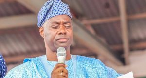 Gov. Seyi Makinde of Oyo