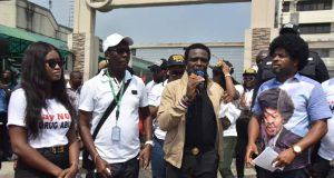 Miss Niger Delta Beauty Queens Unity Walk Campaign Against Drug Abuse and Illicit trafficking