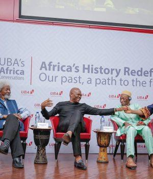 UBA's African conversation in Lagos