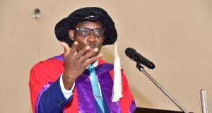 Professor Olusola Agbede