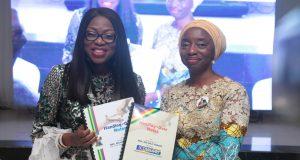 Bolanle Ambode and Dr. Ibijoke Sanwo-Olu