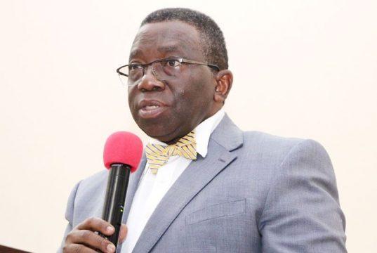 Prof. Isaac Adewole, Health Minister