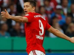 Lewandowski strikes twice as Bayern seal German double