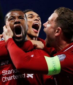 Liverpool knocked Barcelona out of Champions League final