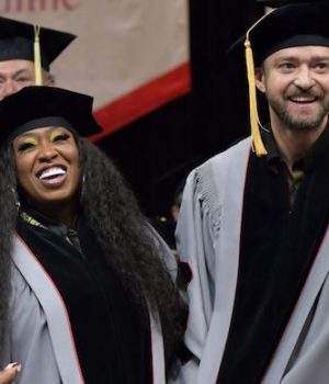 Missy Elliott and Justin Timberlake,