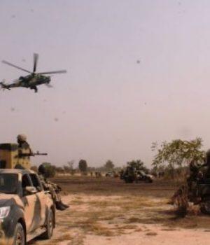 NAF destroys bandits camp at Doumbourou forest, Zamfara