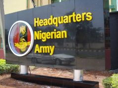 Nigeria army headquarters