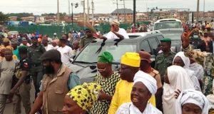 Osun celebrates Gov. Oyetola's court victory