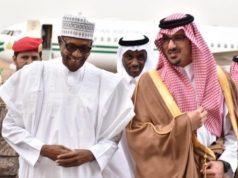 President Buhari returns from Umrah